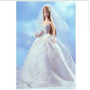 2001 Romantic Wedding Barbie